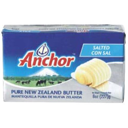 Buy Anchor Butter Salted Case Of 20 X 12 Lb Packs Online In Uk B00jr9plfo