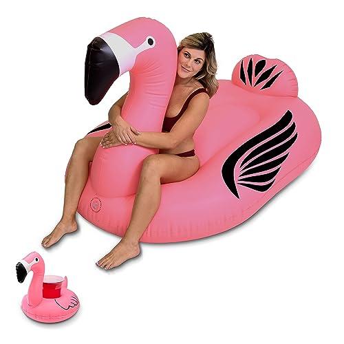 Fine Buy Gofloats Giant Inflatable Pool Floats With Bonus Drink Creativecarmelina Interior Chair Design Creativecarmelinacom